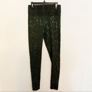 CHAMPION Gold fleck leggings